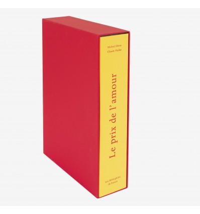 Michel Déon - Le Prix de l'amour - Lithographies originales de Claude Viallat