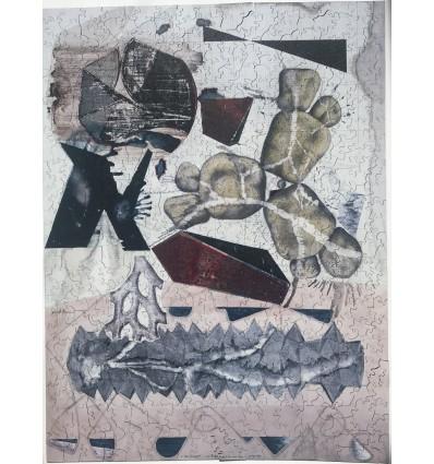 Jitish Kallat - Limited Edition Wooden Puzzle