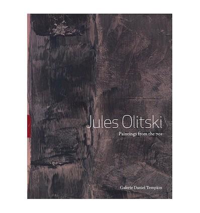 Jules Olitski - Paintings from the 70s