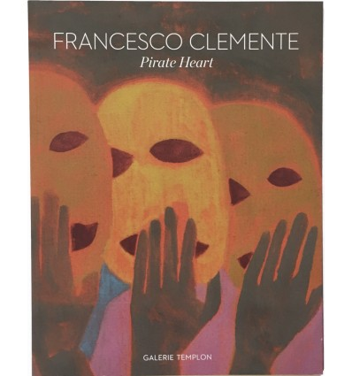 Franceso Clemente - Pirate Heart