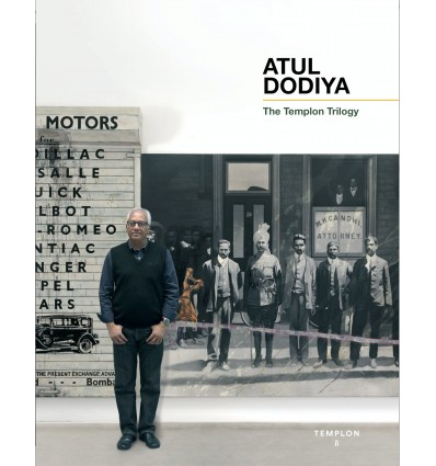 Atul Dodiya : The Templon Trilogy