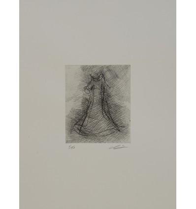Chiharu Shiota - 7 Dresses - Photoengraving