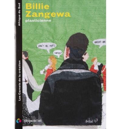 Billie Zangewa - Plasticienne