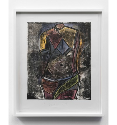 Jim Dine - The Little One (1st Version)