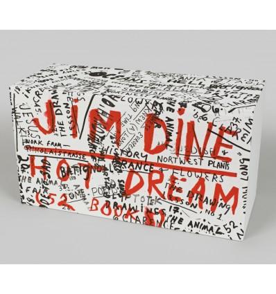 Jim Dine - Hot Dream (52 books)
